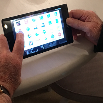 Can the elderly benefit from technology? Definitely